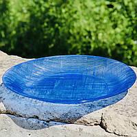Пластикова тарілка одноразова, багаторазова