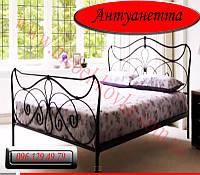 "Кованая кровать ""Антуанетта"""