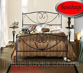 """Кованая кровать """"Бенедикт"""""""