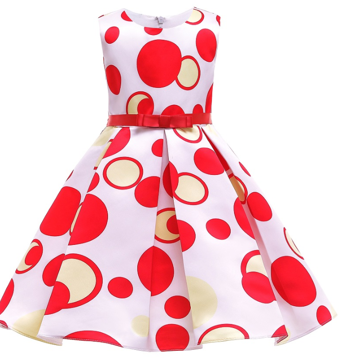 Нарядное летнее платье ,  для девочки Elegant dress for girls