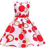 Нарядное летнее платье ,  для девочки Elegant dress for girls, фото 1