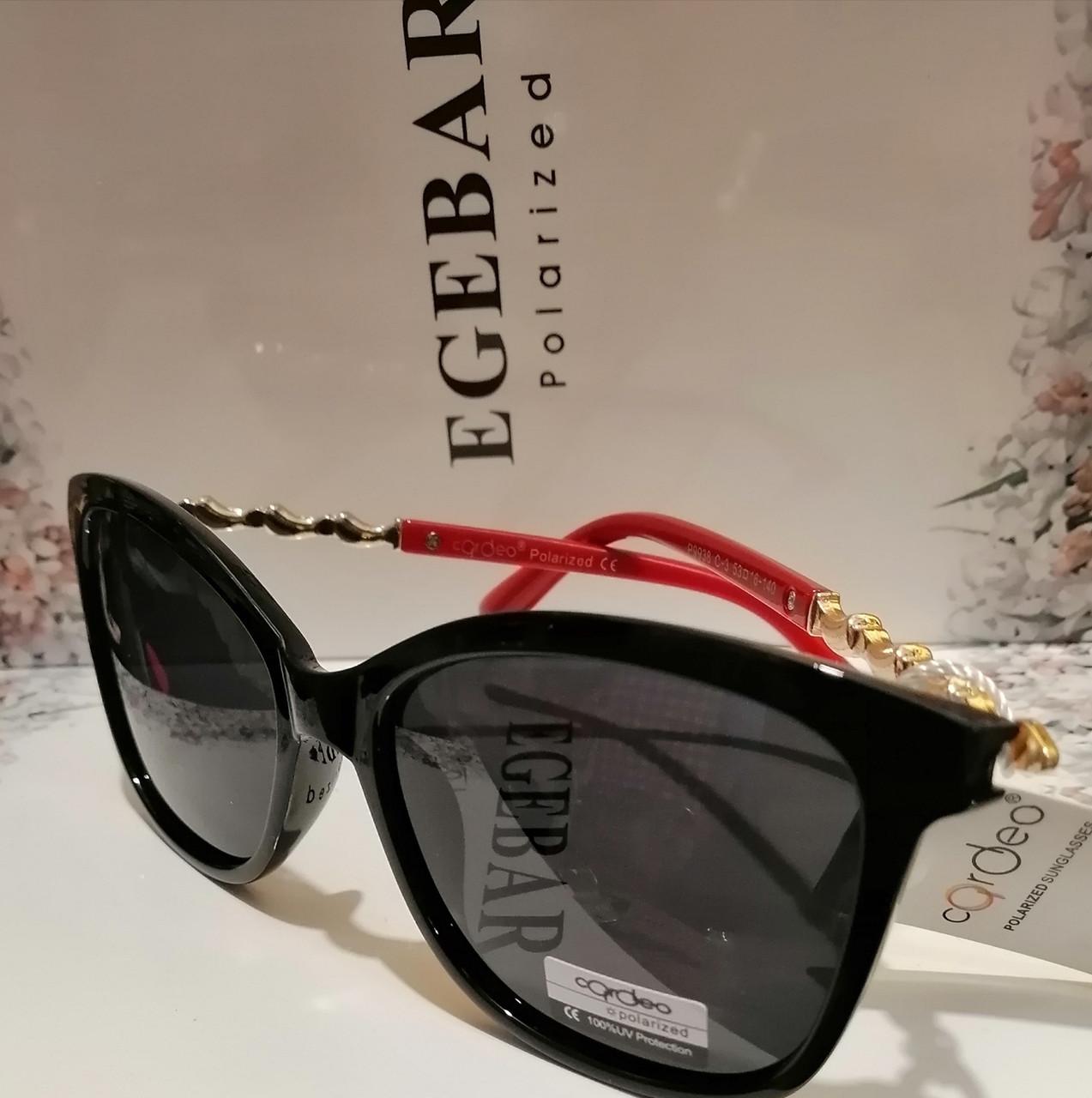 Солнцезащитные женские очки с полароидной линзой