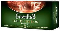 Чорний чай Greenfield English Edition (25 шт) Англійська Колекція