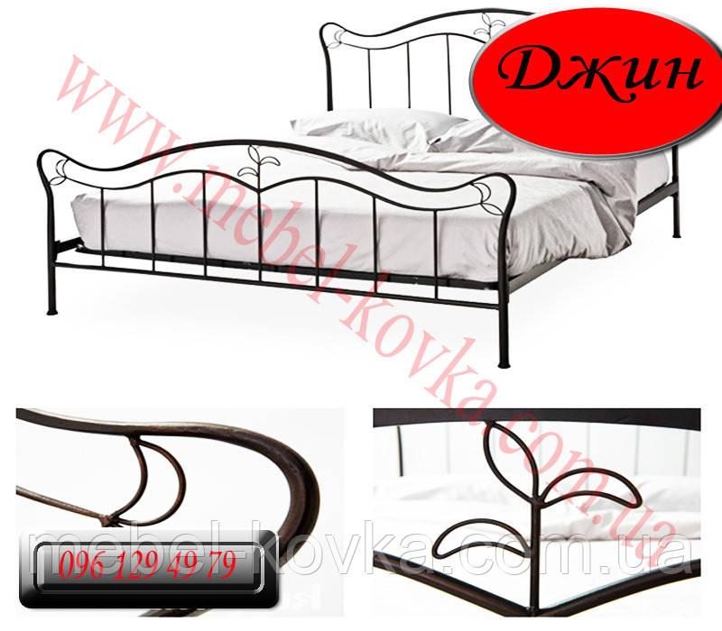 """Кованая кровать """"Джин"""""""