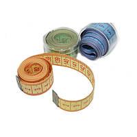 Сантиметр портняжный 1 шт. в пластиковой коробке 150см арт.355-1