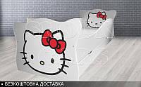 Кровать КИТТИ ФИГУРНАЯ ANIMAL, фото 1