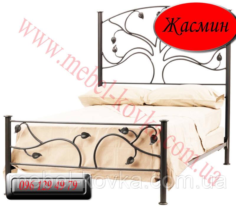 """Коване ліжко """"Жасмин"""""""