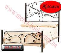 """Кованая кровать """"Жасмин"""""""