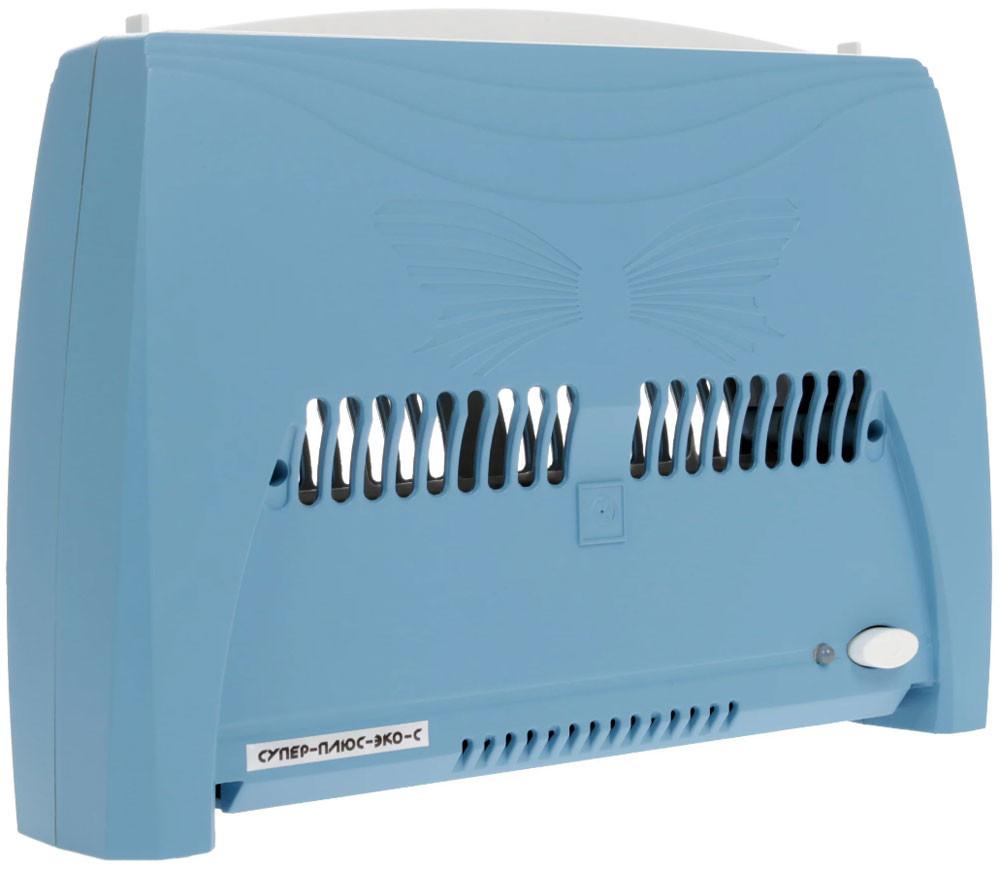 Іонізатор-очищувач повітря Супер-Плюс-ЕКО-С блакитний