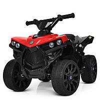 Детский электроквадроцикл 77х46х49 Нагрузка: 35 км/ч Кожаное сидение Bambi M 3638 EL-3