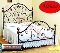 """Кованая кровать """"Ненси"""""""