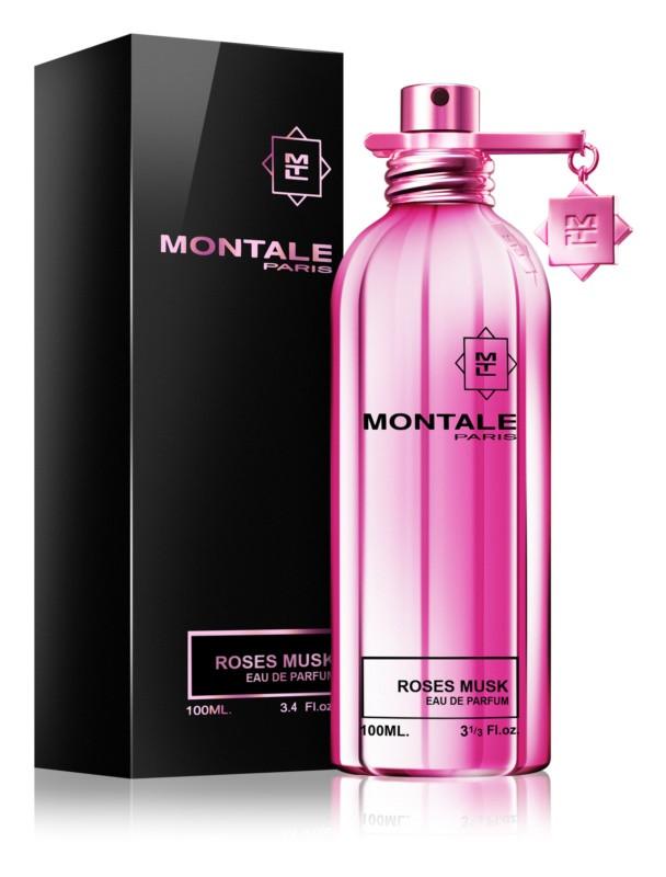 Montale Roses Musk Парфумована вода 100ml EDP (Монталь Рожевий Мускус Роузес Маск) Жіночий Парфум Парфуми EDT