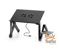 Столик для ноутбука с охлаждением Sprinter T6, фото 1