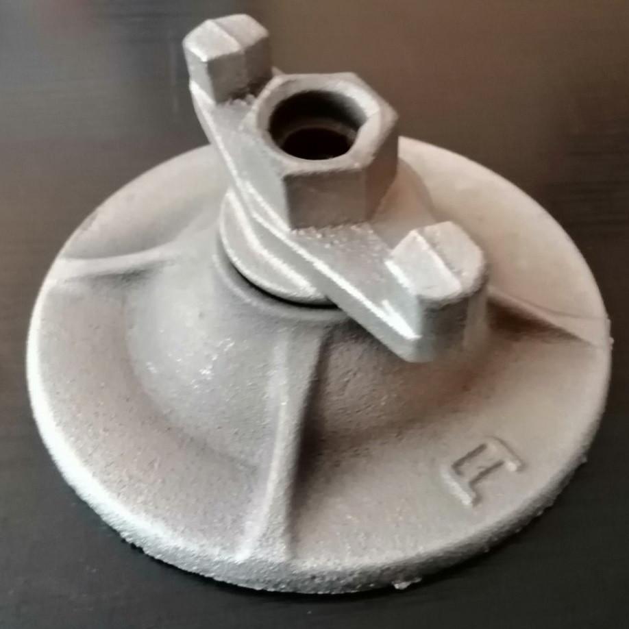 Гайка для опалубки суперплита, 140 мм., Турция