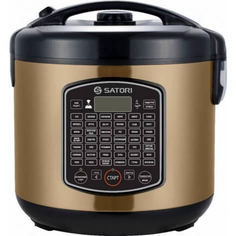 Мультиварка электрическая Satori SM-63970-5GL, фото 2