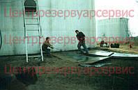 Замена днища резервуара, фото 1