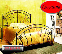 """Кованая кровать """"Сюзанна"""""""