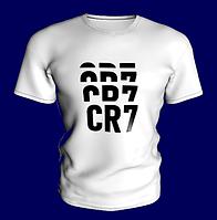 Футболка CR7 Ronaldo