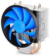 Кулер CPU DeepCool GAMMAXX 300 (DP-MCH3-GMX300) LGA115x/775/AMD FMx/AMx, 120mm fan, 121x75.5x144мм, 900-1600