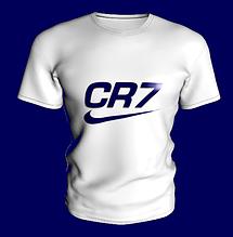 Футболка CR7