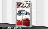 Шкаф - купе Авто Бугатти, фото 1