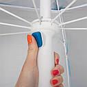 Пляжный зонт-тент 2 в 1 Springos XXL BU0014, фото 8
