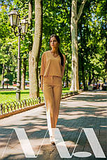 Женский костюм креп норма и ботал , фото 3