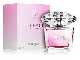 Versace Bright Crystal Туалетная вода 90 ml EDT (Версаче Брайт Кристал) Женский Парфюм Аромат EDP Духи Perfume