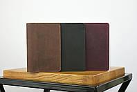 """Обложка для паспорта бордового цвета """"london"""", фото 5"""