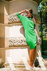Платье трикотаж норма и полуботал , фото 2