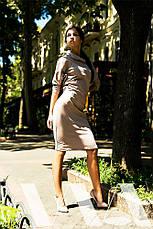 Платье трикотаж норма и полуботал , фото 3