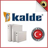 Стальной радиатор Kalde тип 22 500/400 Турция (боковое подключение)