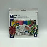 Набор карандашей Staedtler, 24 цвета
