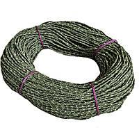 Фал с грузом, шнур утяжеляющий, фал тонущий 26 грамм/метр (длина 200 метров), фото 1