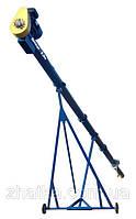 Транспортер шнековый для зерна горизонтальный передвижной, фото 1