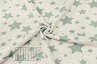 Плотный 100х90 детский хлопковый байковый флисовый детский плед одеяло для малышей детей в коляску 4837 Бежевы