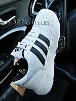 Женские кроссовки в стиле Adidas White B