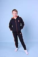 Спортивный костюм на мальчиков оптом GRACE,разм 134-164 см,95% хлопок, фото 1