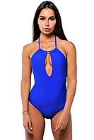 Сдельный купальник Katrin 820-DarkBlue, синий XS, фото 1