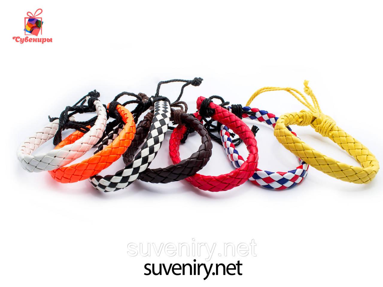 Красивые браслеты кожаные на руку широкие