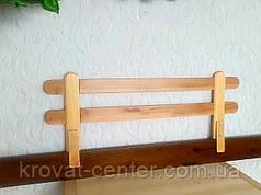 """Белый защитный бортик для детской кровати """"Масу"""" 115 см., фото 3"""
