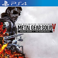 Metal Gear Solid V: The Definitive Experience Ps4 (Цифровой аккаунт для PlayStation 4)