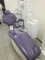 Ламинация стоматологического кресла