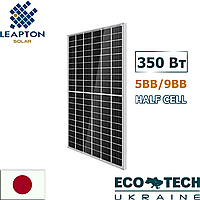 Солнечные панели Leapton LP-М-60-H/МН-350 Half Cell 5BB/9BB монокристалл