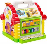 Развивающая музыкальная игрушка  Joy Toy Теремок