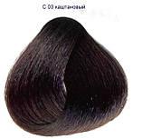 Фарба для волосся SanoTint Класік, каштановий ,125мл., фото 2