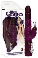 Виброкомпьютер Black Grapes Vibrator