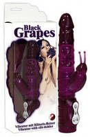 Виброкомпьютер Black Grapes Vibrator