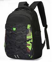 Рюкзак Для повседневного ношения Wang 20 л. черный