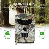 Фотоловушка Hunting PR-100 ночное видение 15м. датчик движения 15м. 12MP IP56 1с. 120гр. (10900), фото 1